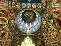 Bucuresti, Romania, Biserica Sf. Gheorghe Nou (plafon 1), B-II-m-A-18225.JPG