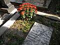 Bucuresti, Romania, Cimitirul Bellu Catolic (mormantul bunicului si strabunicului lui Lech Haczynski-presedintele Poloniei) (1).JPG