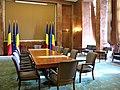 Bucuresti, Romania. PALATUL VICTORIA. (Sediul Guvernului Romaniei) 1. Dec. 2015 (interior, detaliu 12)(B-II-m-A-19877).jpg