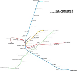 Budapest Metro Geographical Map.png