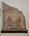 Buddha in Meditation - Late Kushan Period - Govind Nagar - ACCN 76-19 - Government Museum - Mathura 2013-02-24 5889.JPG