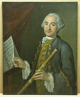 Pierre-Gabriel Buffardin French composer and musician