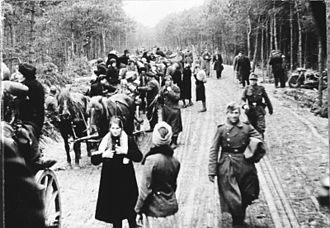 Evacuation of East Prussia - Refugees