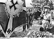 Bundesarchiv Bild 183-J15155, Beisetzung von Generaloberst Jeschonnek