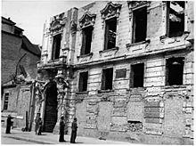 Hier wohnte in seiner letzten Lebenszeit Otto Nicolai – Gedenktafel am Metropoltheater (Behrenstraße 57) (Quelle: Wikimedia)