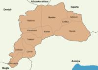 Burdur location districts.png