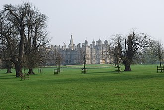 Stamford, Lincolnshire - Burghley House
