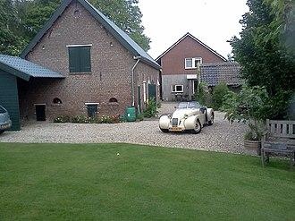 Burton (car) - Burton kitcar