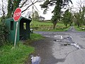 Bus shelter, Tullycorker Road - geograph.org.uk - 1255581.jpg