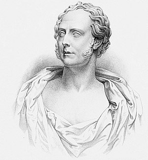 Sir Archibald Alison, 1st Baronet - Bust of Alison, by Patric Park.