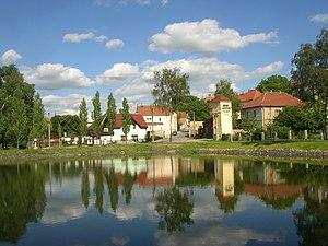 Buštěhrad - Image: Bustehrad CZ 322