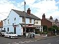 Butcher's shop on Briston Road (B1354) - geograph.org.uk - 953186.jpg