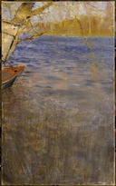 By the Sea. A Spring Day (Bruno Liljefors) - Nationalmuseum - 22579.tif