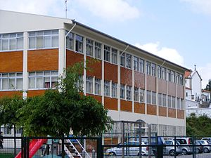 Português: Centro de Saúde 1 de Argoncilhe.