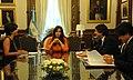 CFK con Mercedes Marcó del Pont y Amado Boudou.jpg
