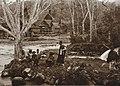 COLLECTIE TROPENMUSEUM Rivier en kampong Si Garang Garang Karolanden Sumatra`s Oostkust TMnr 60012287.jpg