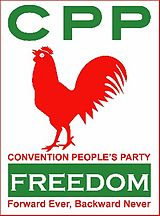Image illustrative de l'article Convention People's Party