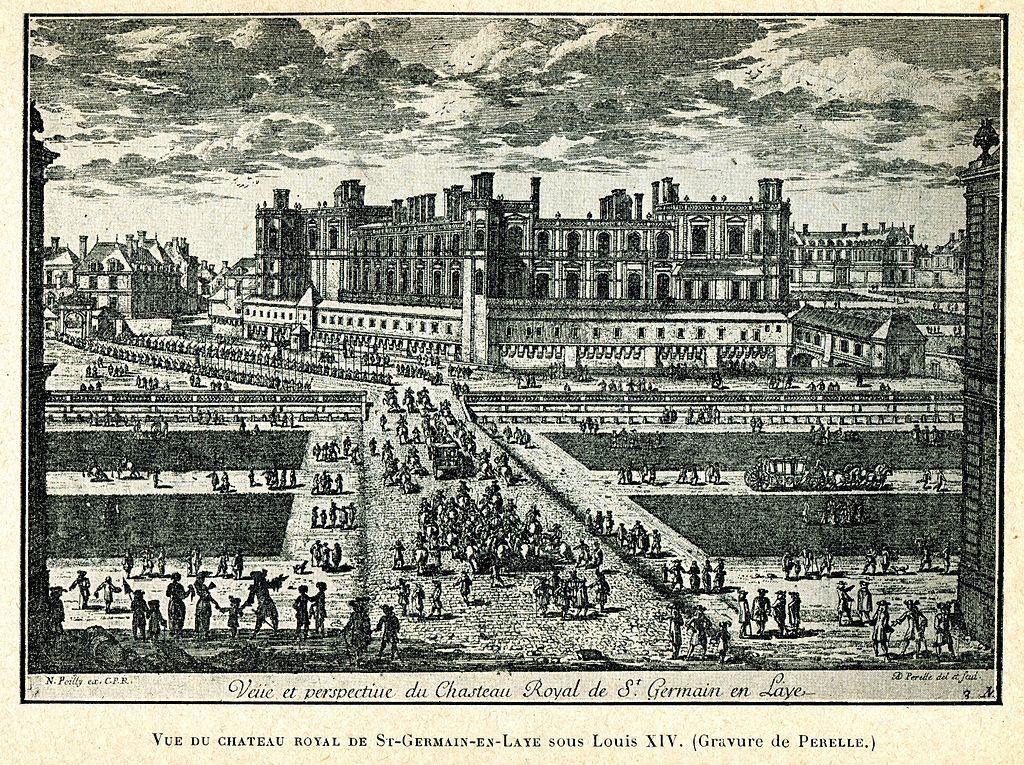 file caban s ducation de princes006 ch teau royal de saint germain en laye a perelle jpg. Black Bedroom Furniture Sets. Home Design Ideas
