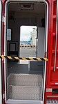 Cacin door of JMSDF Rescue vehicle(Hino Dutro, 41-2311) left side view at Maizuru Air Station July 29, 2017.jpg