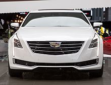 Cadillac Ct6 Front View