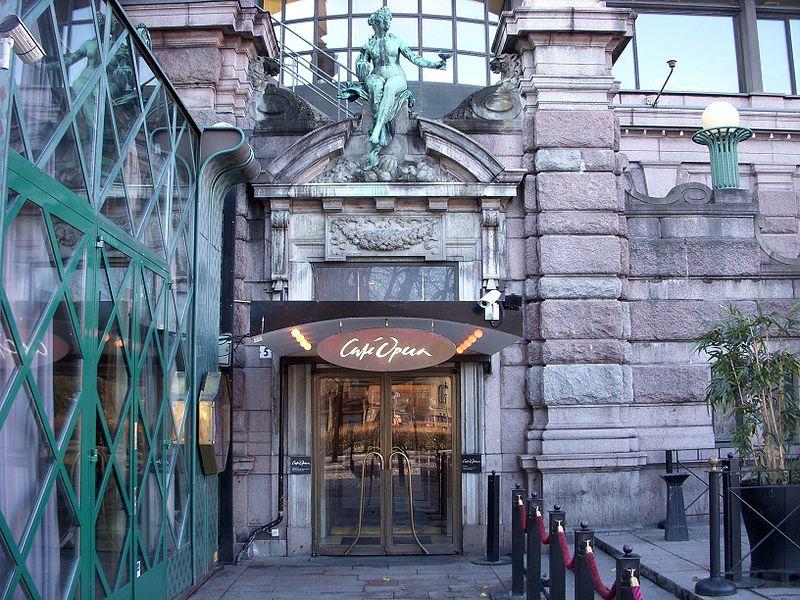 Baladas em Estocolmo
