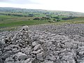 Cairn on Fell End Clouds - geograph.org.uk - 974864.jpg