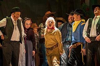 <i>Calamity Jane</i> (musical) musical stage play