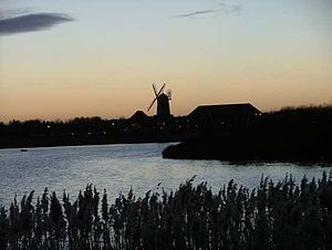 Milton Keynes - Caldecotte Lake, Milton Keynes
