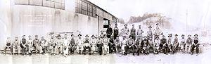 Kentucky Dam - Kentucky Dam 10-25-1939 Gilbertsville, Kentucky
