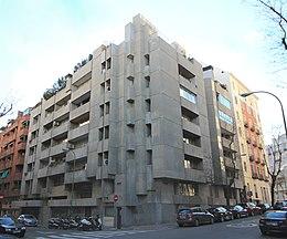 Calle del monte esquinza wikipedia la enciclopedia libre for Calle alberca 9 boadilla del monte