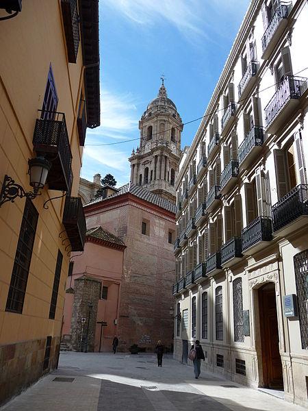 Dosya:Calle San Agustín Málaga.jpg