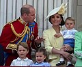 Cambridge family at Trooping the Colour 2019 - 02.jpg