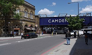 Camden Road Railway Station