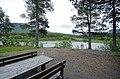 Camping in Sjöfallet National Park - panoramio.jpg