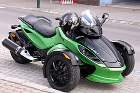 Image illustrative de l'article Can-Am Spyder