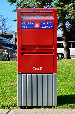 Canada Post - by Canada Post.
