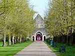 Stables to Cardiff Castle in Bute Park