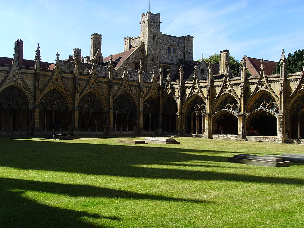 Canterbury grass