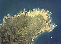Cape Shiretoko Aerial photograph.1978.jpg