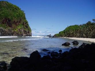 Cape Taputapu - Image: Cape Taputapu National Natural Landmark