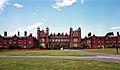 Capesthorne Hall, Entrance front.jpg