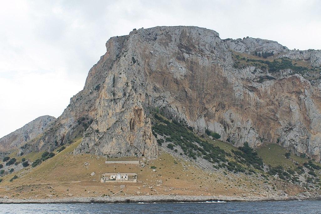 Réserve naturelle de Capo Gallo près de Palerme - photo de Patrick Nouhailler