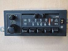 Used Car Radios Ireland