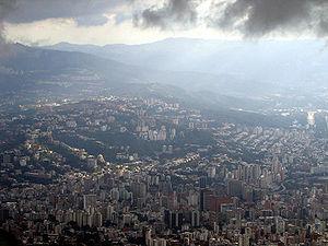 مدينة كاراكاس
