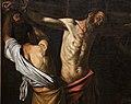 Caravaggio, crocifissione di sant'andrea, 1606-07, 01.jpg