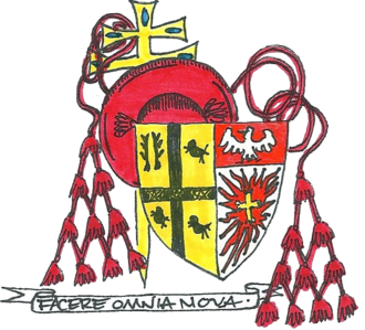 Adam Maida - The coat of arms of Cardinal Maida, as Archbishop of Detroit