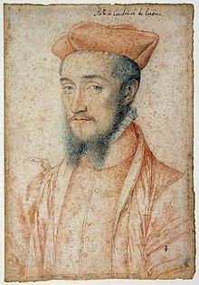 Charles, Cardinal of Lorraine Catholic cardinal