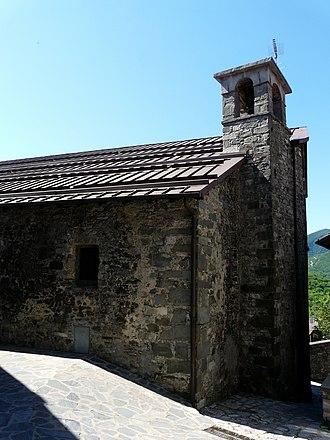 Careggine - San Pietro, Careggine