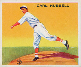 Image illustrative de l'article Carl Hubbell