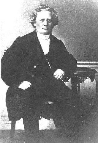 Carl Olof Rosenius - Image: Carl Olof Rosenius 2